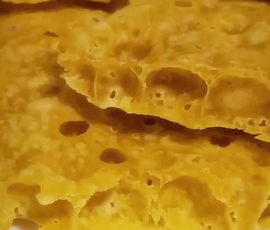 Larry OG honeycomb